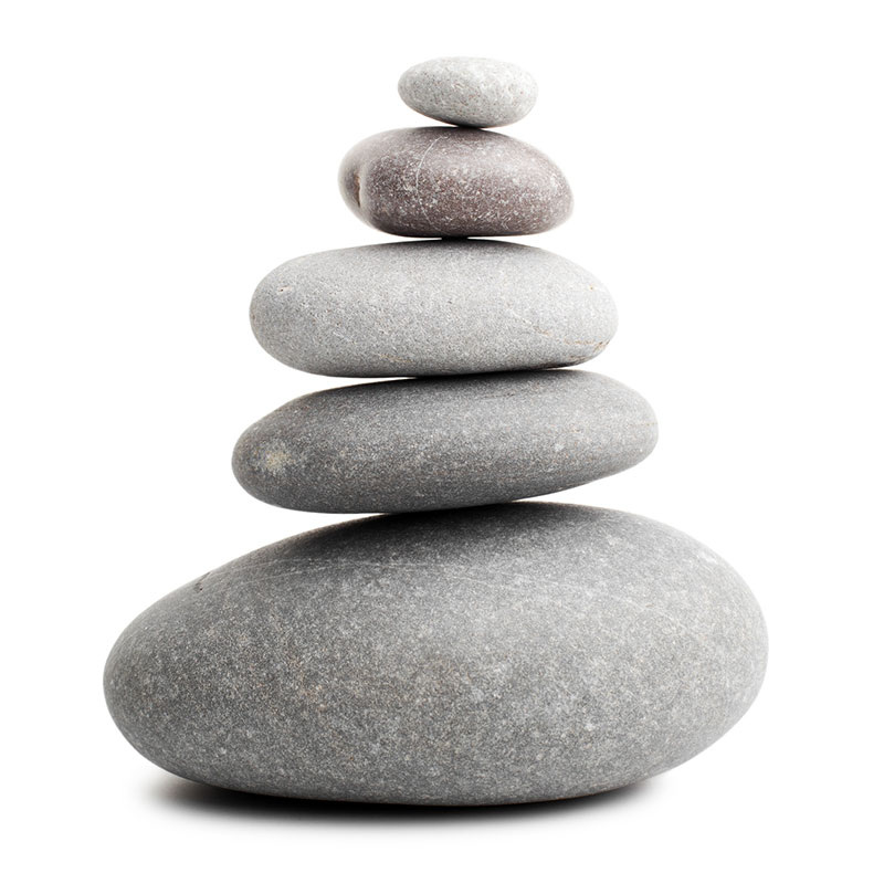 Facilitation Mediation Zen Stones